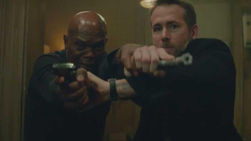 Il trailer italiano di Come ti Ammazzo il Bodyguard