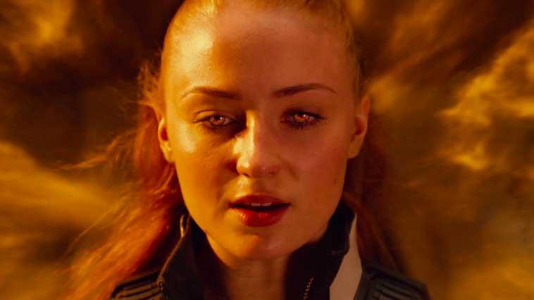 Jean Grey è tra i protagonisti di X-Men: Dark Phoenix