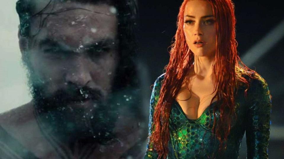 Mera e Aquaman