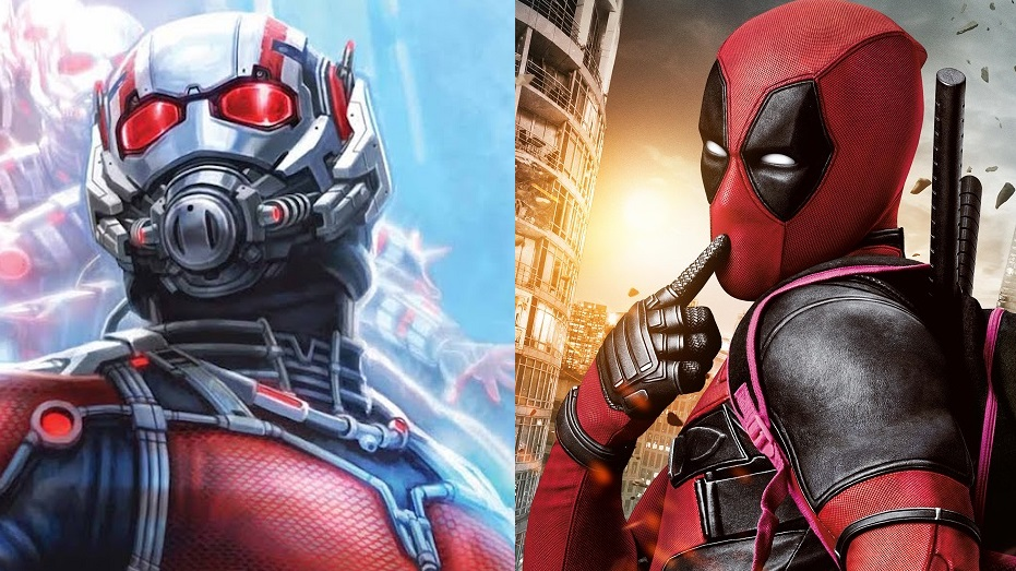 Deadpool 2 / Ant-Man and The Wasp