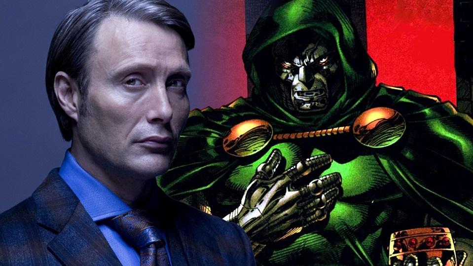 Mads Mikkelsen / Doctor Doom