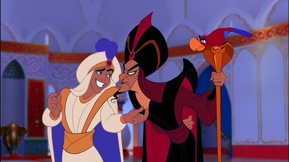 Jafar e Aladdin