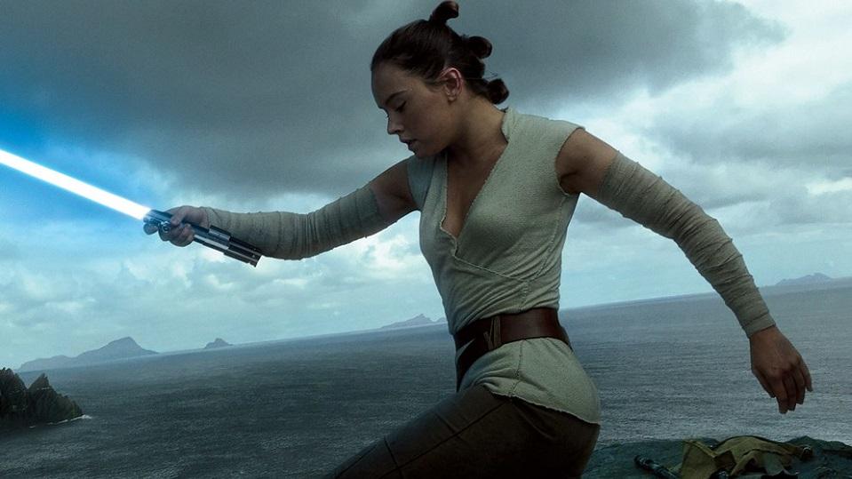 Rey in Star Wars: Gli ultimi Jedi