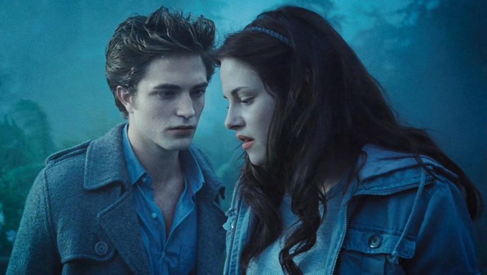 Twilight Robert Pattinson