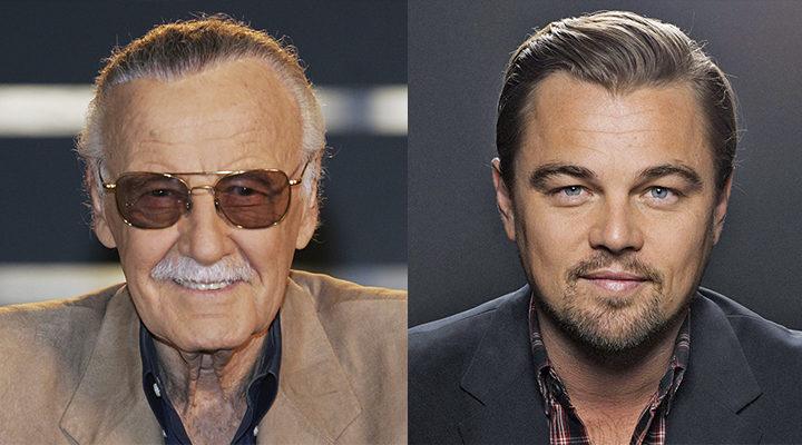 Leonardo DiCaprio vorrebbe essere Stan Lee
