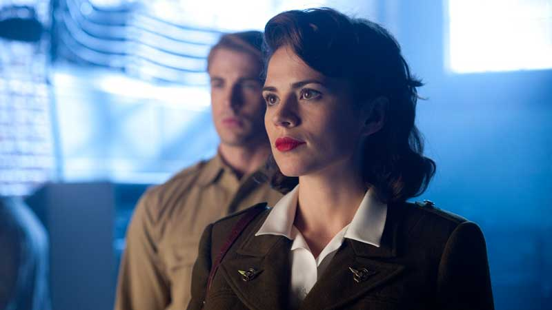 L'agente Peggy Carter in Avengers 4?