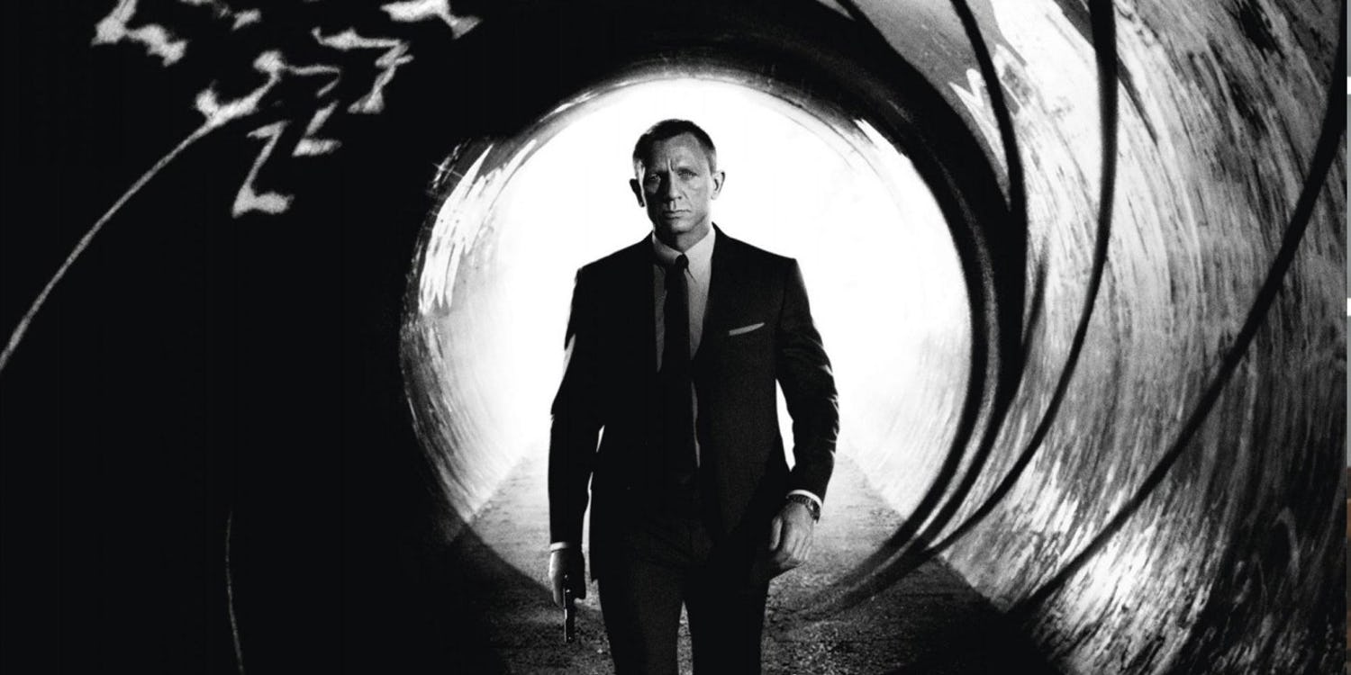 Daniel Craig sarà James Bond per l'ultima volta in Bond 25
