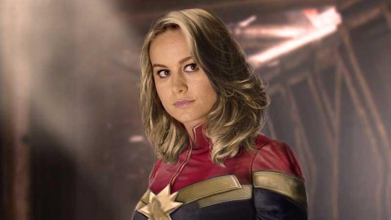Captain Marvel è sul set di Avengers 4: ecco Brie Larson