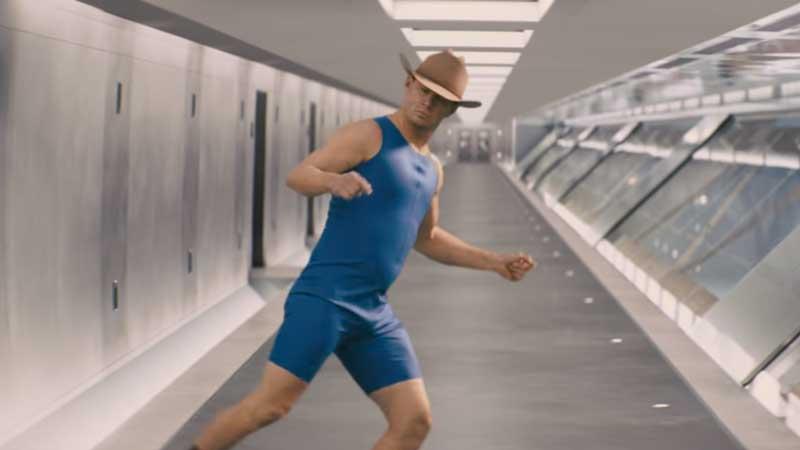 Channing Tatum si scatena nello sneak peek di Kingsman: Il cerchio d'oro
