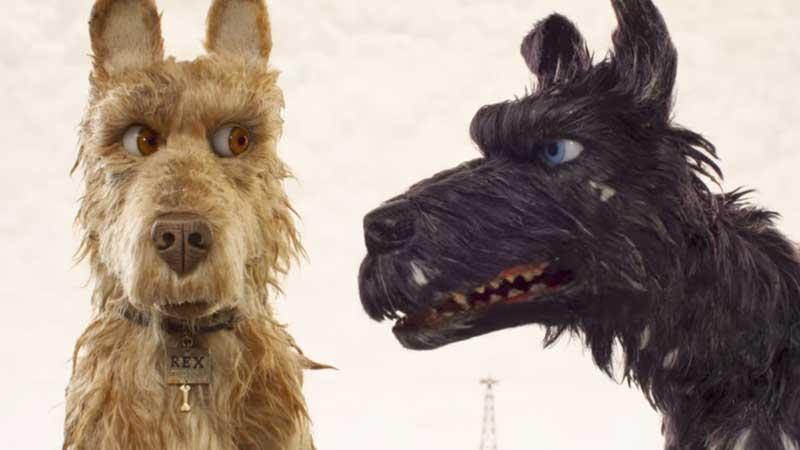 Il primo trailer di Isle of Dogs di Wes Anderson