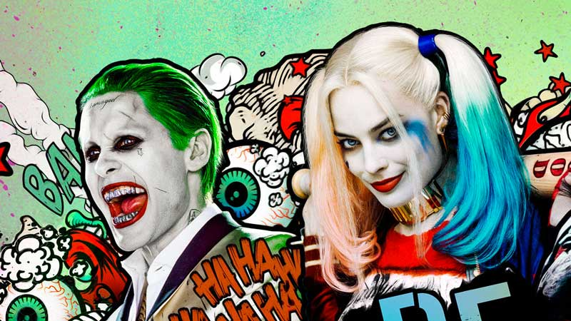 Joker vs Harley DC