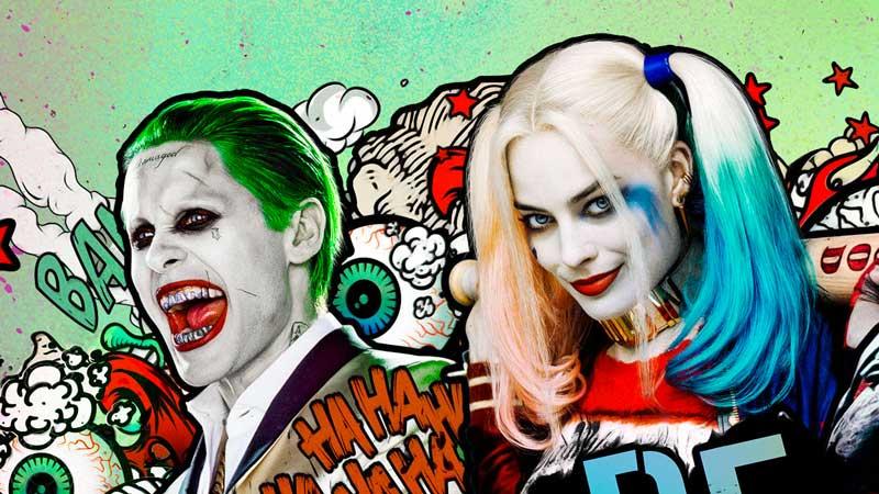 Joker vs Harley DC