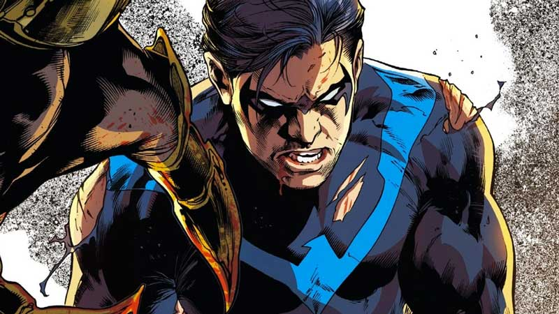 Chris McKay dirigerà Nightwing