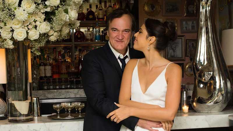 Quentin Tarantino si sposa!