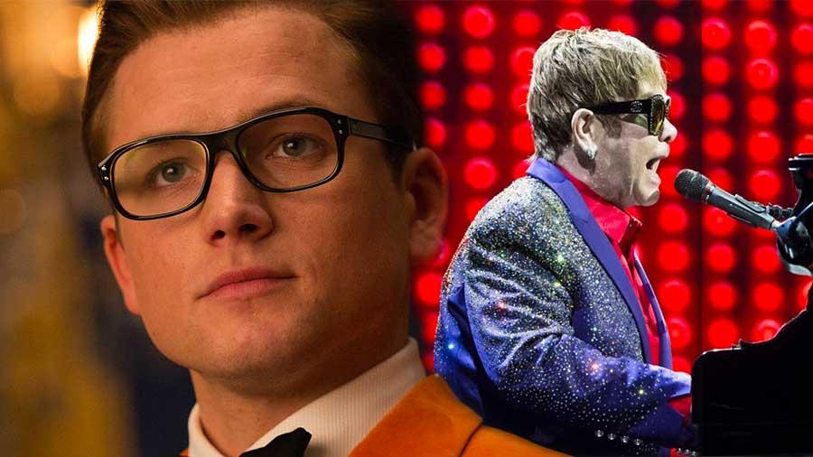 Taron Egerton interpreterà Elton John