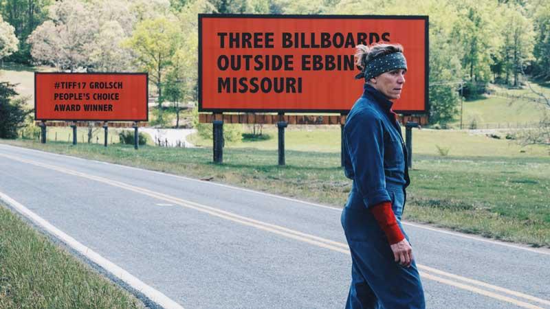 Three Billboards Outside Ebbing, Missouri trionfa al Toronto Film Festival