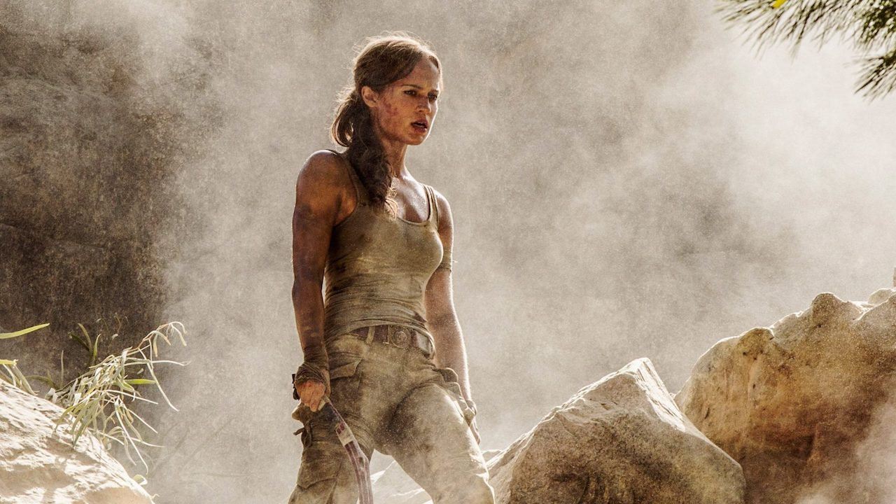 Alicia Vikander è Lara Croft in Tomb Raider