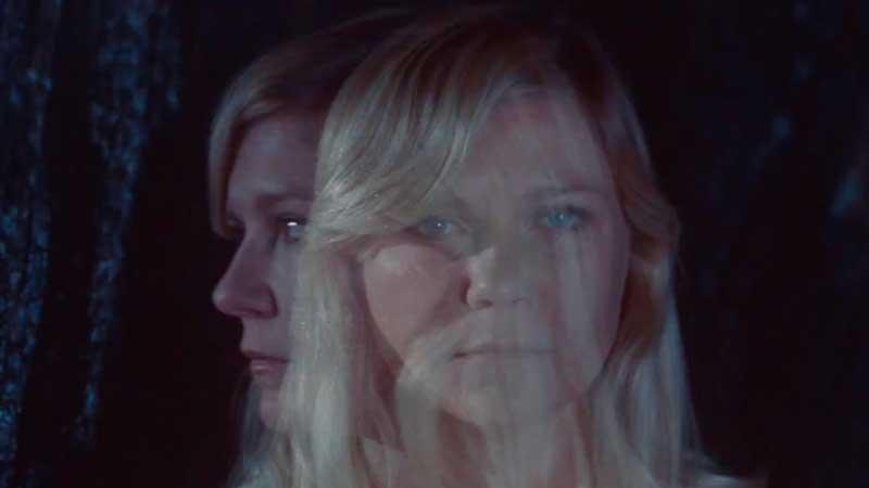 Kirsten Dunst fattissima sul set di Woodshock