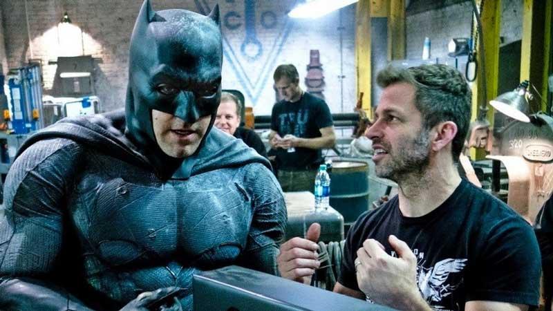 Zack Snyder non parteciperà all'attività stampa di Justice League
