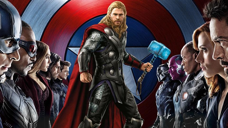 Thor / Captain America: Civil War