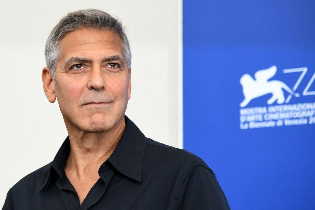 Clooney a Venezia 74 presenta Suburbicon