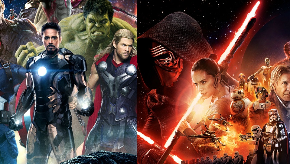 Marvel / Disney / Star Wars