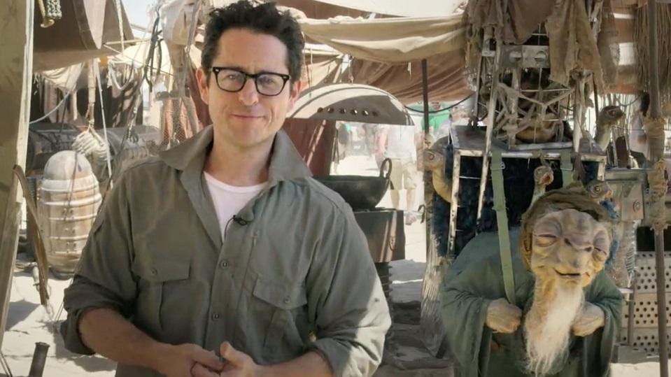 J.J. Abrams in Star Wars