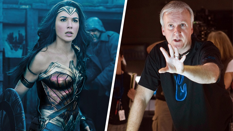 Wonder Woman / James Cameron