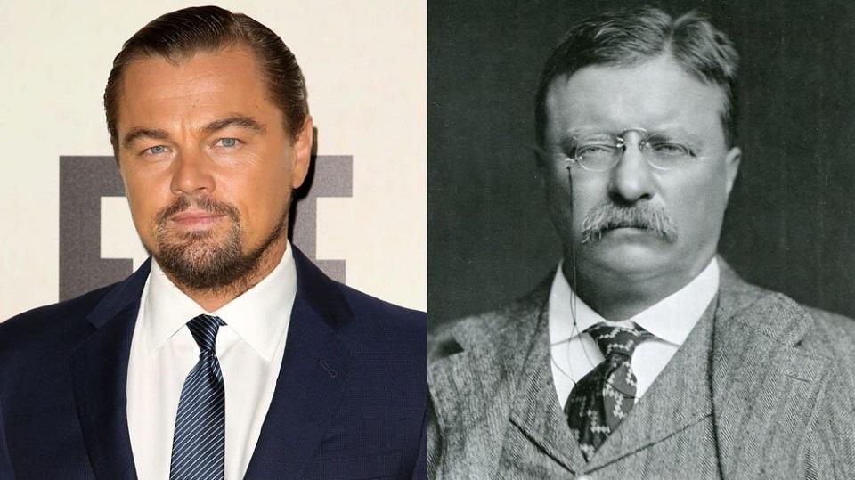 Leonardo DiCaprio / Theodore Roosevelt