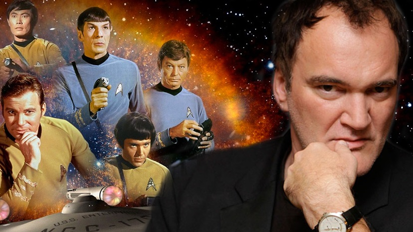 Star Trek / Quentin Tarantino