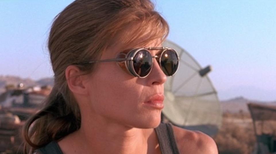 Sarah Connor in Terminator