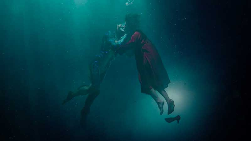 Il trailer red band di The Shape of Water