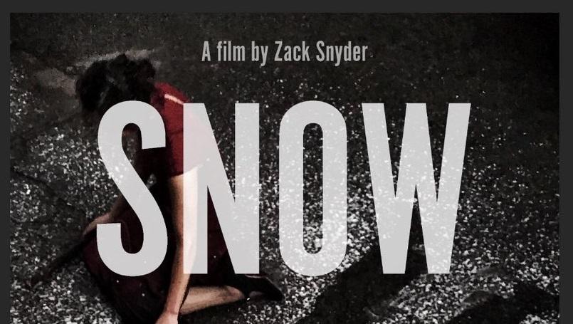 Snow Steam Iron di Zack Snyder