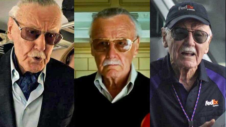 I cameo di Stan Lee