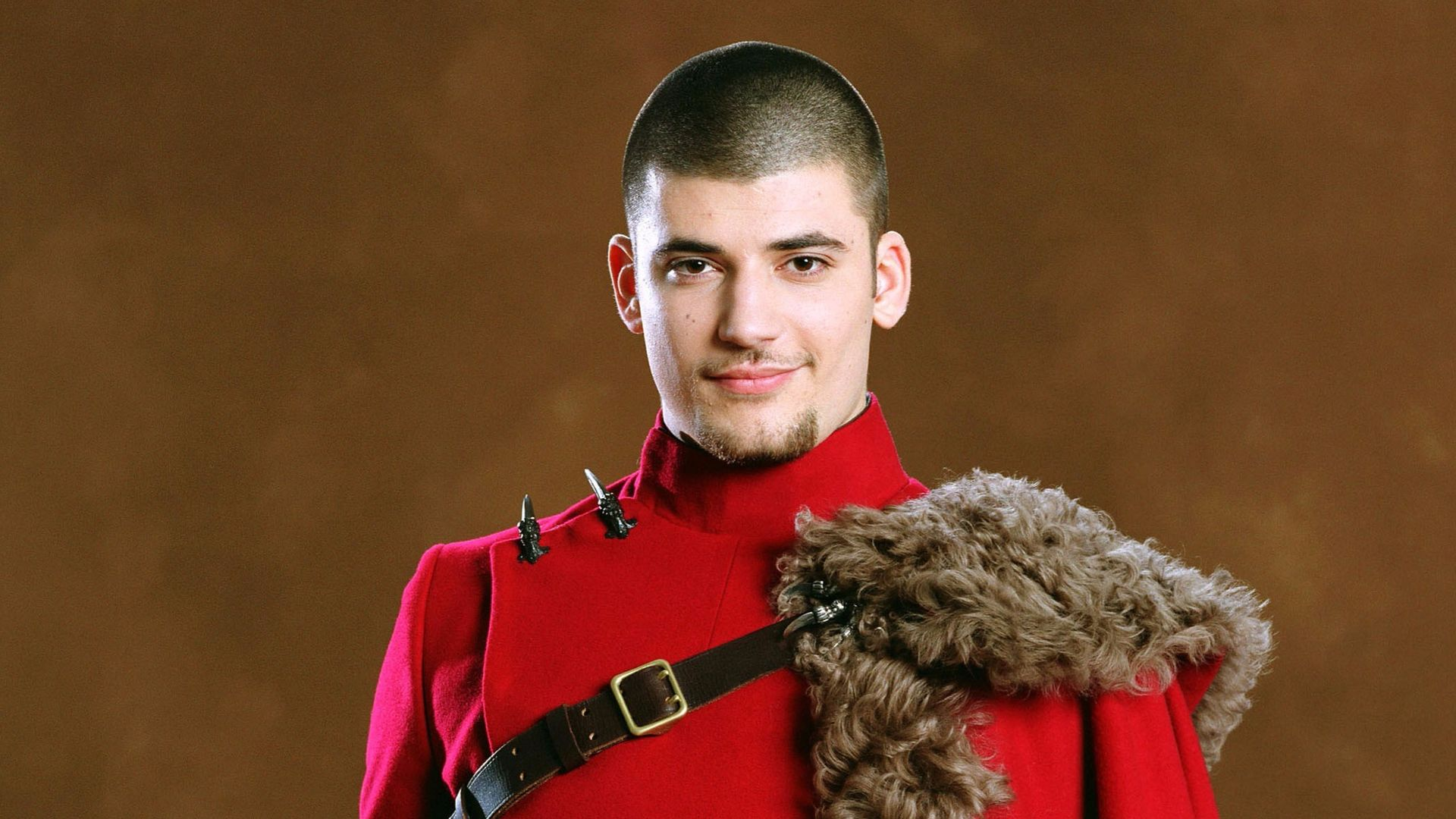 Viktor Krum in Harry Potter e il calice di fuoco