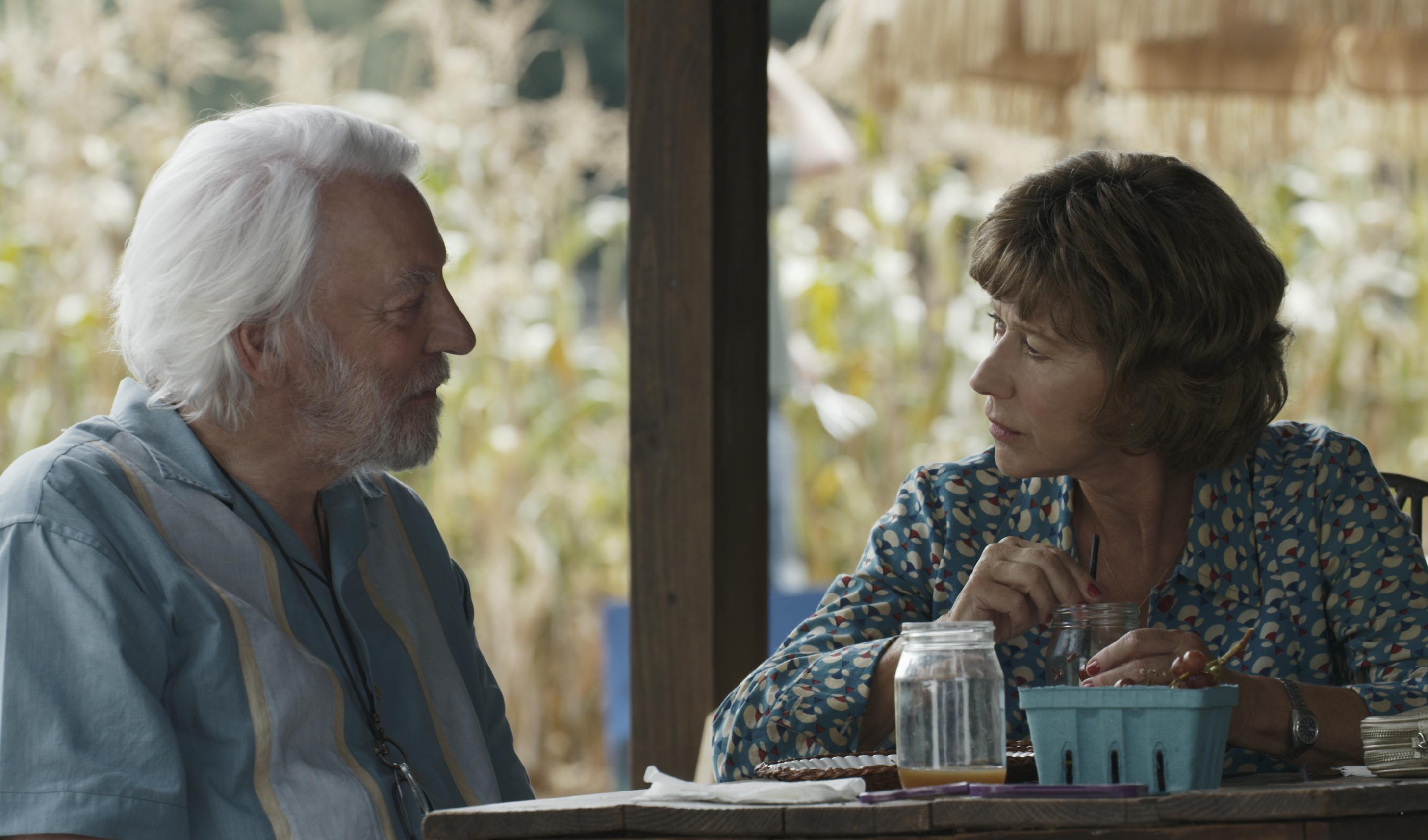 Il film di Virzì con Shuterland e Mirren al Festival di Venezia