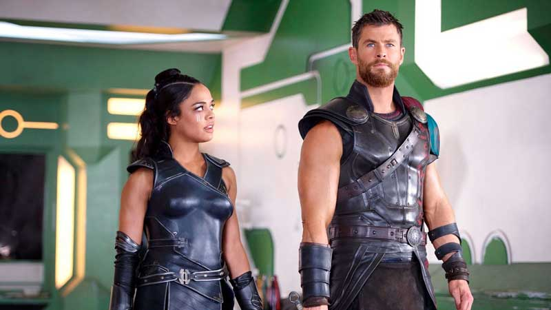 Thor assembla il suo team nel nuovo spot