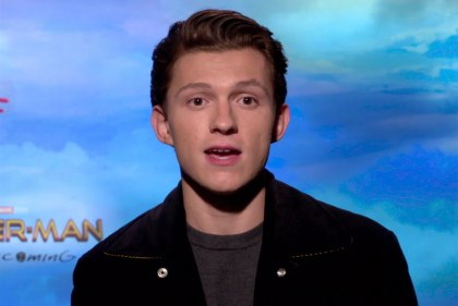 Tom Holland in un video contro il bullismo