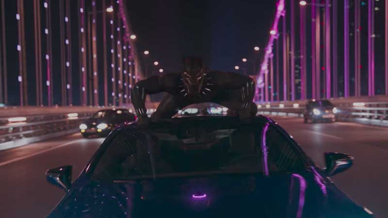 Black Panther inarrestabile nel nuovo trailer
