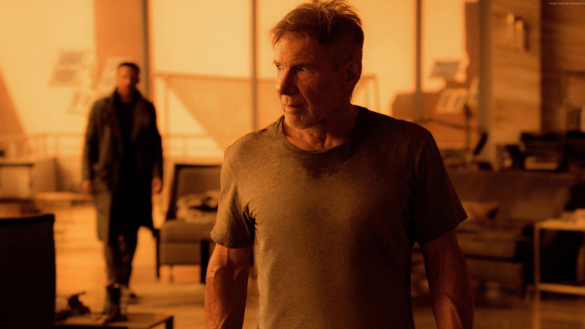 Harrison Ford nel nuovo Blade Runner