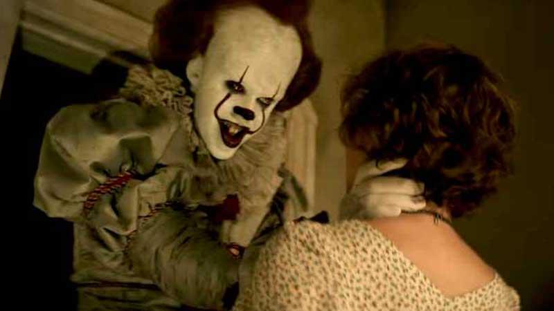 IT registra il miglior debutto di un horror in Italia