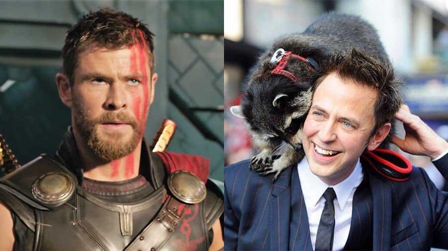 JAmes è entusiasta di Thor: Ragnarok