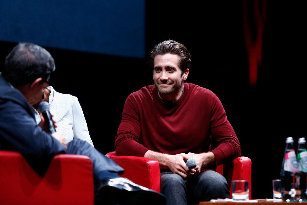 Jake Gyllenhaal alla Festa di Roma