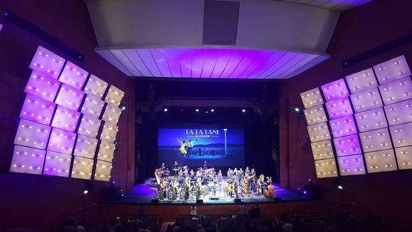 L'orchestra di La La Land