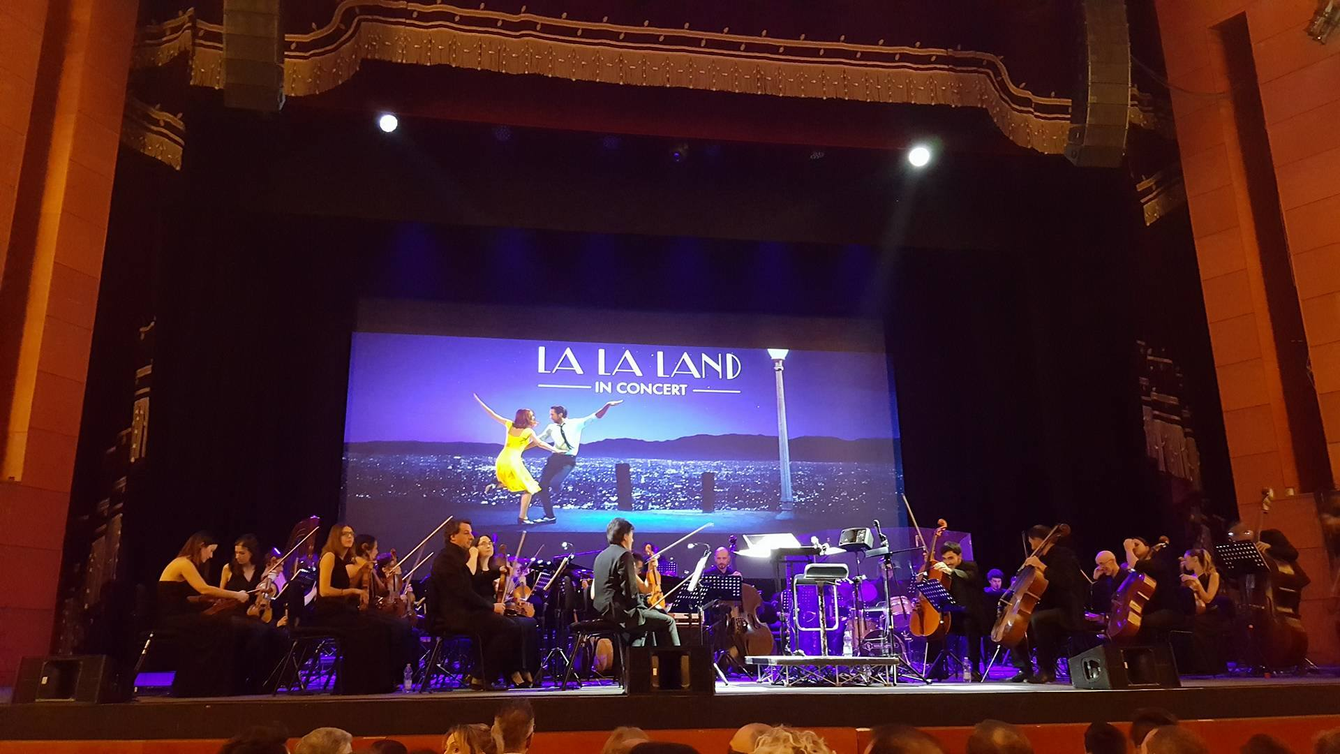 La La Land in concerto