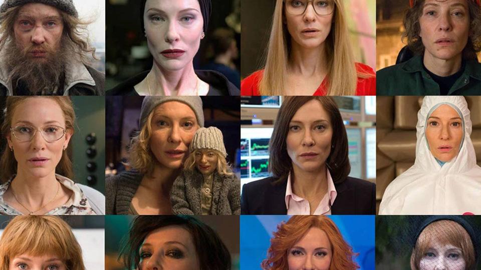 Manifesto con Cate Blanchett
