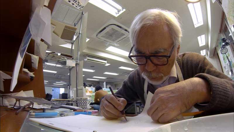 Il trailer di Never-Ending Man - Hayao Miyazaki