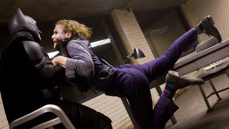 Heath Ledger chiese a Christian Bale di picchiarlo davvero