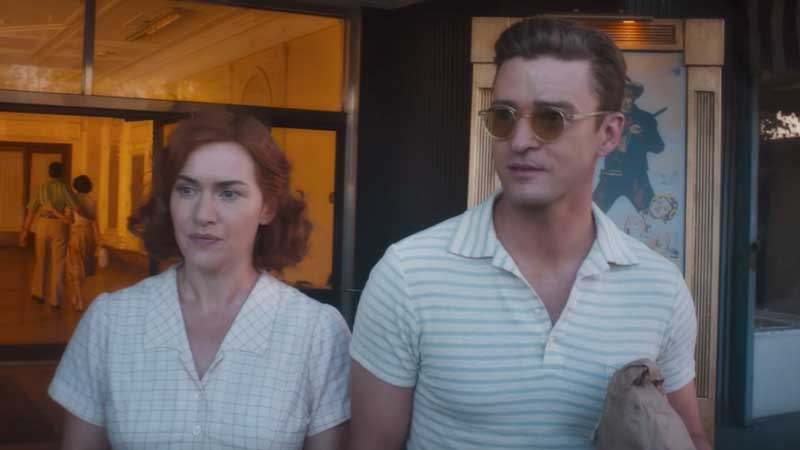 Kate Winslet e Justin Timberlake in Wonder Wheel di Woody Allen