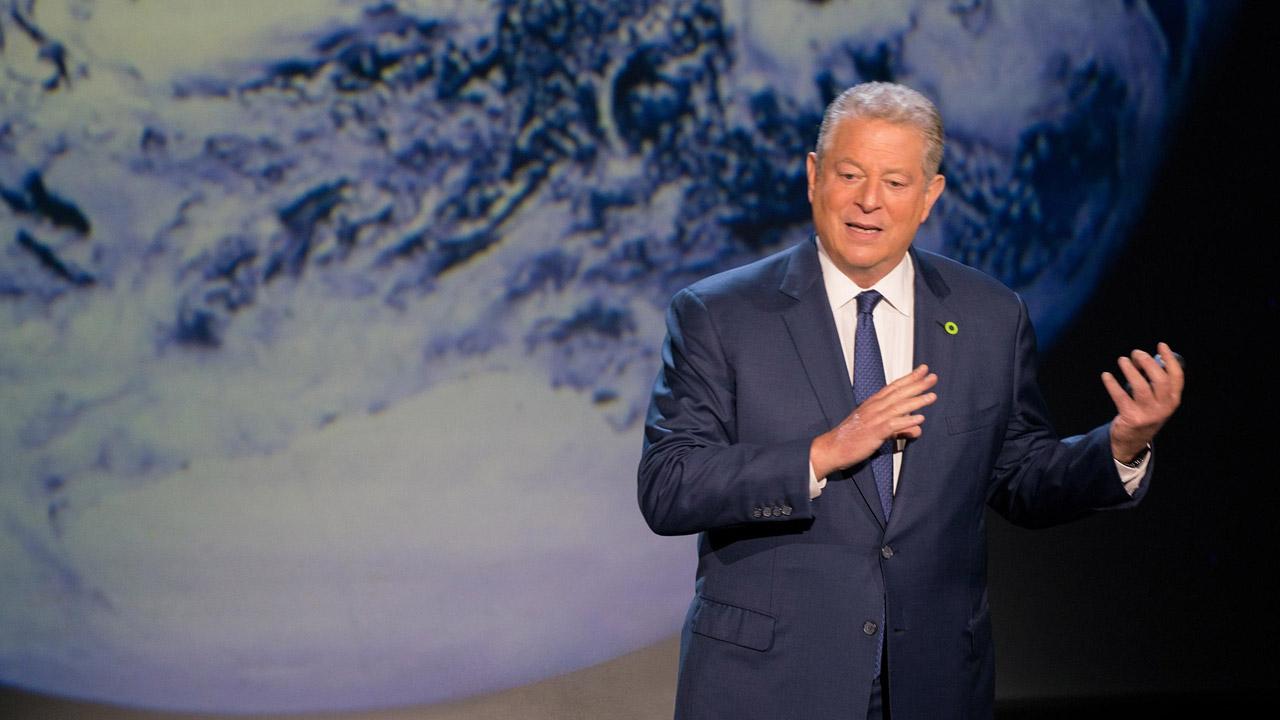 Al Gore in Una scomoda verità 2